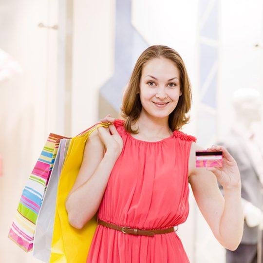Fashion papieren tassen bedrukken voor vrouwen