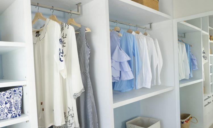 4 tips voor een praktische inloopkast op zolder